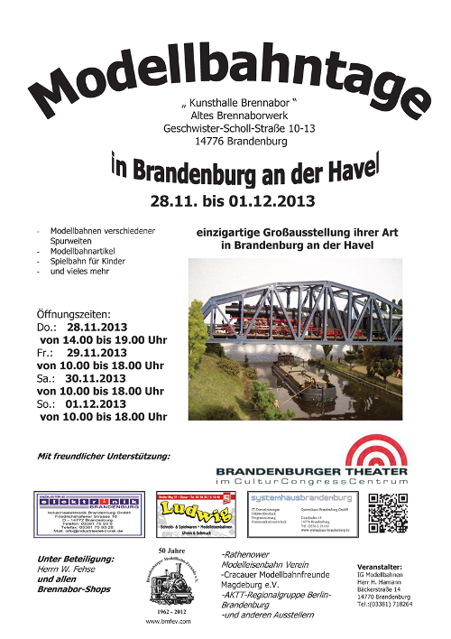 Bild: Flyer MBT 2013