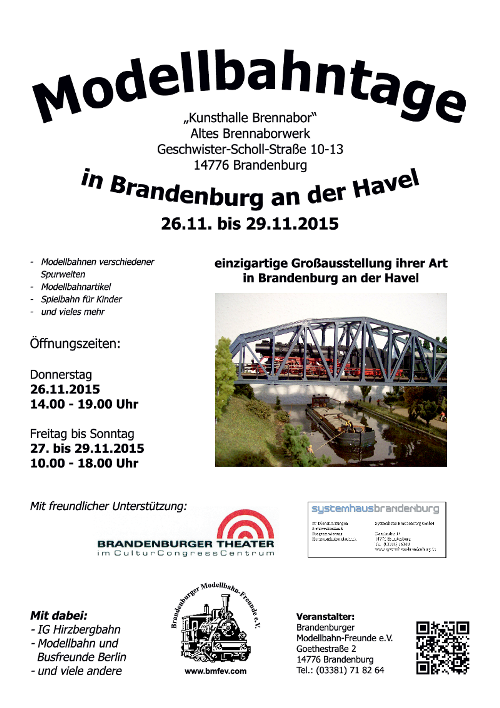 Bild: Flyer MBT 2015