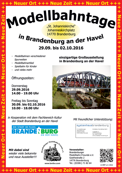 Bild: Flyer MBT 2016